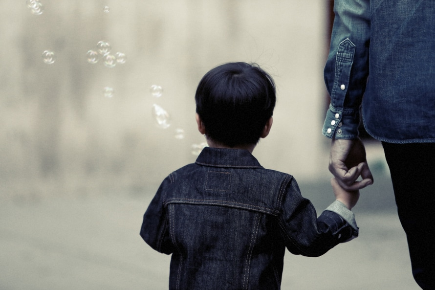 boy-going-to-his-father