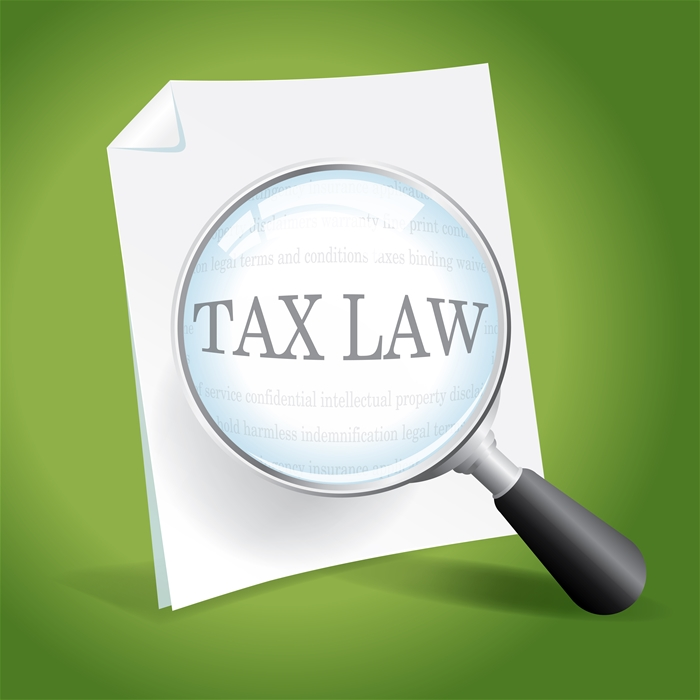 Tax Law image